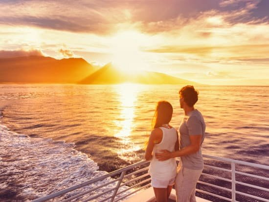 Sunset Sailing for TWO